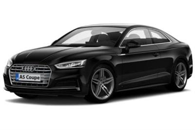 Audi A5 Coupe 35 Tfsi S-Line 2dr S-Tronic Business Contract Hire 6x35 10000