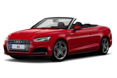 Audi A5 Cabriolet 40 Tfsi S-Line 2dr S-Tronic [Tech Pack] Business Contract Hire 6x35 10000