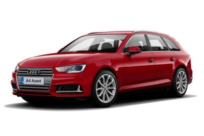 Audi A4 Avant 35 TFSi S-Line 5dr S Tronic Business Contract Hire 6x35 10000