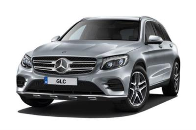 Mercedes Benz GLC Estate Special Editions 220d 4Matic AMG Night Edition 5dr 9G-Tronic Business Contract Hire 6x35 10000