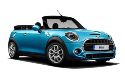 Mini Convertible 2.0 Cooper S Sport II 2dr Auto [Comfort Pack] Business Contract Hire 6x35 8000