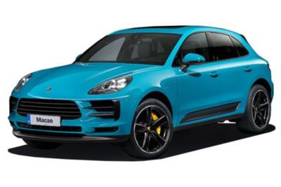 Porsche Macan Estate S 5dr PDK Auto Business Contract Hire 6x35 8000