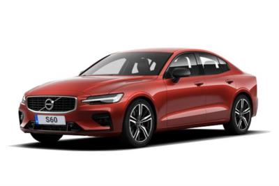 Volvo S60 T4 (190ps) Se Nav 6Mt (Leather) Business Contract Hire 6x35 10000