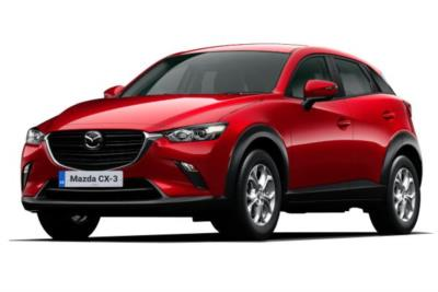 Mazda CX-3 Hatchback 2.0 Se Nav+ 5dr Personal Contract Hire 6x35 10000