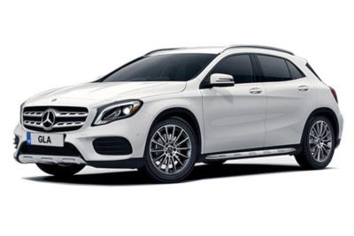 Mercedes Benz GLA Class Hatchback 200 AMG Line Edition 5dr Auto Personal Contract Hire 6x35 10000