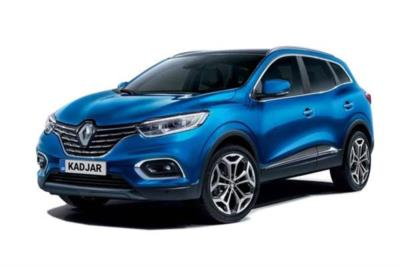 Renault Kadjar Diesel 1.5 Blue Dci GT Line 5dr 6Mt Business Contract Hire 6x35 10000