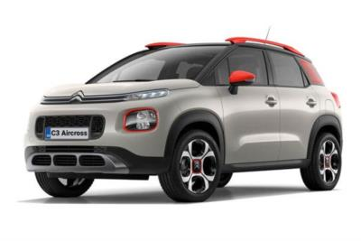 Citroen C3 Aircross Hatchback 1.2 PureTech Flair 5dr Business Contract Hire 6x35 10000