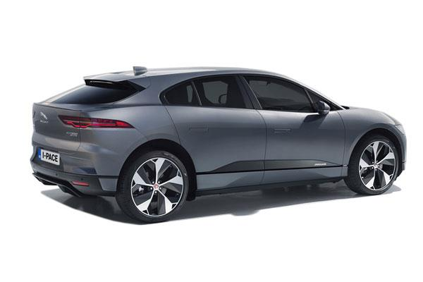 Jaguar I-Pace SUV 90KWh EV400 SE 5dr Auto leasing from £619.60 + VAT per month | Review AND high-spec stock car offer
