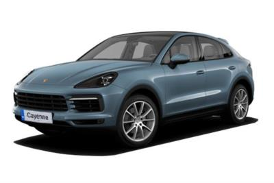 Porsche Cayenne Coupe 3.0 5dr Tiptronic S (5 Seat) Business Contract Hire 6x35 10000