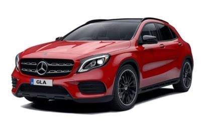 Mercedes Benz GLA Class Hatchback 180 AMG Line Edition 5dr Business Contract Hire 6x35 10000