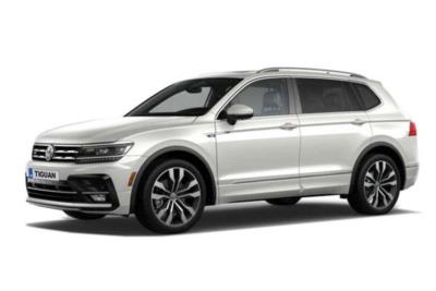 Volkswagen Tiguan Estate 1.5 Tsi EVO 150 Match 5dr Business Contract Hire 6x35 10000
