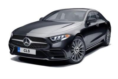Mercedes Benz CLS Diesel Coupe 350d 4Matic AMG Line Premium Plus 4dr 9G-Tronic Business Contract Hire 6x35 10000