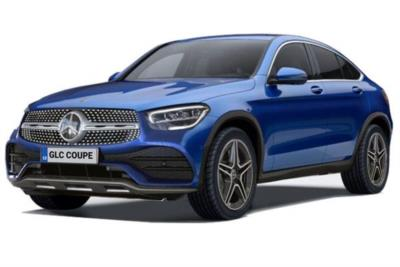Mercedes Benz GLC Class Diesel Coupe 220d 4Matic AMG Line 5dr 9G-Tronic Business Contract Hire 6x35 10000