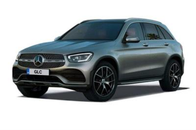Mercedes Benz GLC Class Diesel Estate 220d 4Matic AMG Line 5dr 9G-Tronic Business Contract Hire 6x35 10000
