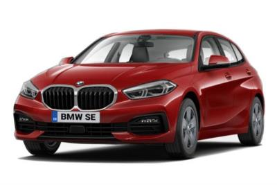 Bmw 1 Series Hatchback 118i SE 5dr Step 6Mt Business Contract Hire 6x35 10000