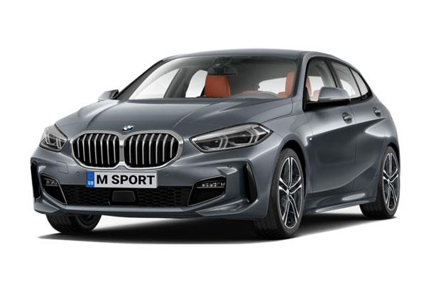 Bmw 1 Series Hatchback 118i M Sport 5dr Step Auto Business Contract Hire 6x35 10000