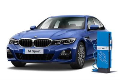 Bmw 3 Series Saloon 330e M Sport 4dr Auto Business Contract Hire 6x35 10000
