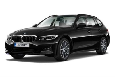 Bmw 3 Series Touring 330i Sport 5dr Step-Auto Business Contract Hire 6x35 10000