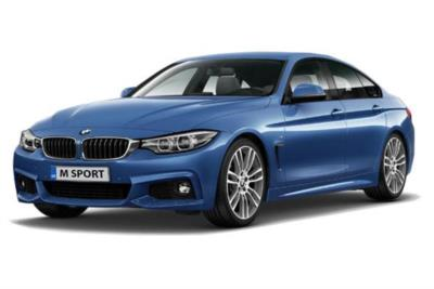 Bmw 4 Series Gran Coupe 420i M Sport 4dr Auto (Professional Media) Business Contract Hire 6x35 10000