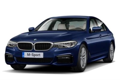 Bmw 5 Series Saloon 530e M-Sport 4dr Auto Business Contract Hire 6x35 10000
