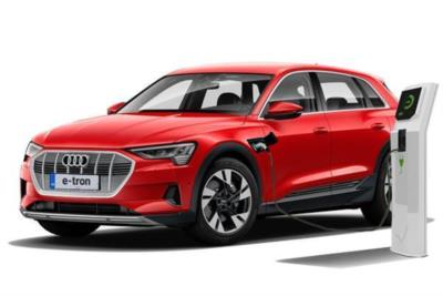 Audi e-tron Estate 300Kw 55 Quattro 95KWh 5dr Auto Business Contract Hire 6x35 10000