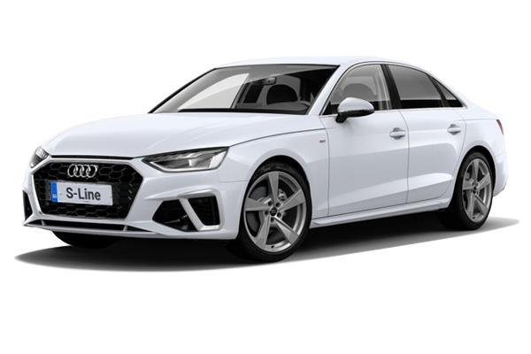 Audi A4 Saloon 35 TFSI S-Line 4dr S-Tronic Business Contract Hire 6x35 10000