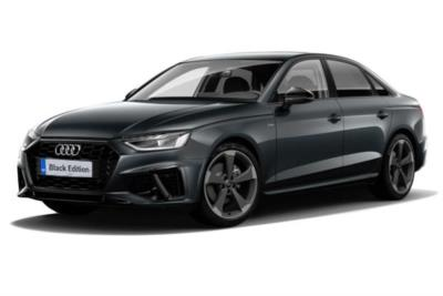 Audi A4 Saloon 45 TFSI Quattro Black Edition 4dr S-Tronic Business Contract Hire 6x35 10000