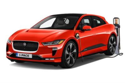Jaguar I-Pace SUV 90KWh EV400 Se 5dr Auto Business Contract Hire 6x35 10000