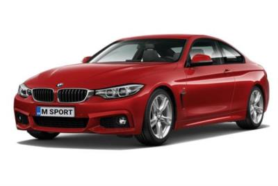 Bmw 4 Series Coupe 420i M Sport Professional Media 2dr Mt Business Contract Hire 6x35 10000