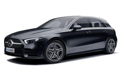 Mercedes Benz A Class Diesel Hatchback A200d AMG Line Premium 5dr Auto Business Contract Hire 6x35 10000
