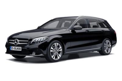 Mercedes Benz C Class Diesel Estate C200d AMG Line Premium 5dr Auto Business Contract Hire 6x35 10000