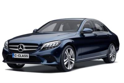Mercedes Benz C Class Saloon C180 AMG Line Edition 4dr Auto Business Contract Hire 6x35 10000