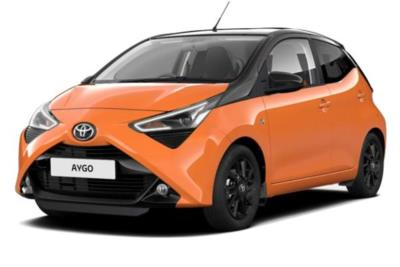 Toyota Aygo Hatchback 1.0 Vvt-i X-Cite 6 5dr x-shift Business Contract Hire 6x35 10000