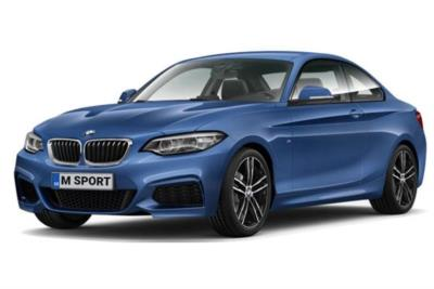 Bmw 2 Series Diesel Coupe 218d M Sport 2dr (Nav) 6Mt Business Contract Hire 6x35 10000