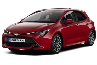 Toyota Corolla Hybrid Hatchback 1.8 VVT-i Hybrid Design 5dr CVT Business Contract Hire 6x35 10000