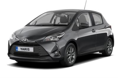 Toyota Yaris Hybrid 1.5 Vvti Hybrid Icon 5dr CVT Auto Business Contract Hire 6x35 10000