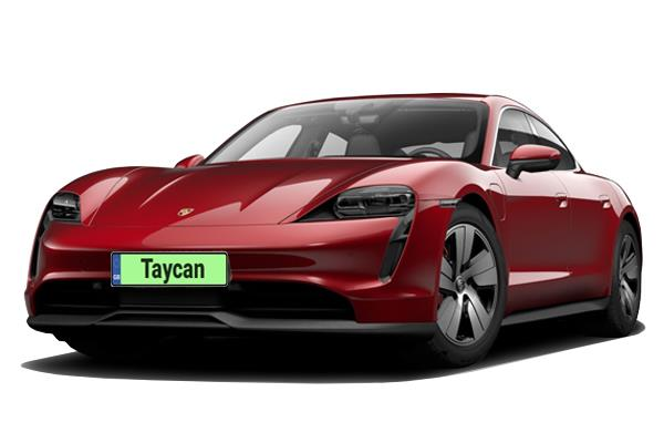Porsche Taycan Saloon 500kW Turbo 93kWh 4dr Auto Business Contract Hire 6x35 10000