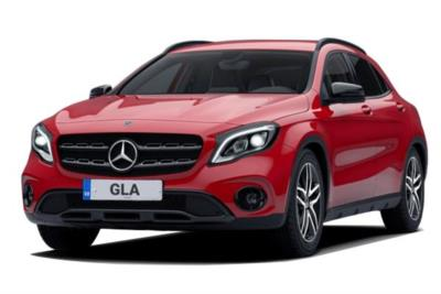 Mercedes Benz GLA Class Hatchback 180 Urban Edition 5dr Auto Business Contract Hire 6x35 10000