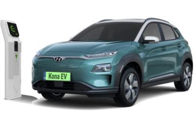 Hyundai Kona Electric Hatchback 150kW Premium 64kWh 5dr Auto [10.5Kw Charger] Business Contract Hire 6x35 10000