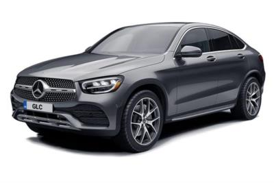 Mercedes Benz GLC Class Diesel Coupe 300d 4Matic AMG Line Premium 5dr 9G-Tronic Business Contract Hire 6x23 10000