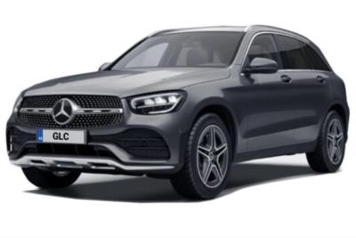 Mercedes Benz GLC Class Diesel Estate 300d 4Matic AMG Line Premium 5dr 9G-Tronic Business Contract Hire 6x23 10000