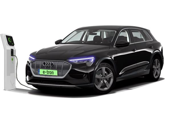 Audi e-tron Estate 230Kw 50 Quattro 71KWh Technik 5dr Auto Business Contract Hire 6x35 10000