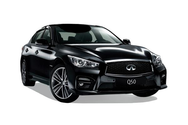 Infiniti Q50 Saloon 3.5h Sport Tech 4dr Auto [AWD] Business Contract Hire 6x35 10000