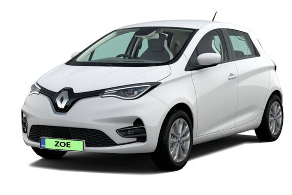 Renault Zoe Hatchback 80kW i Iconic R110 50KWh 5dr Auto Business Contract Hire 6x35 8000