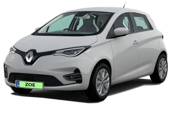 Renault Zoe Hatchback 80kW i Iconic R110 50KWh 5dr Auto Business Contract Hire 6x35 10000