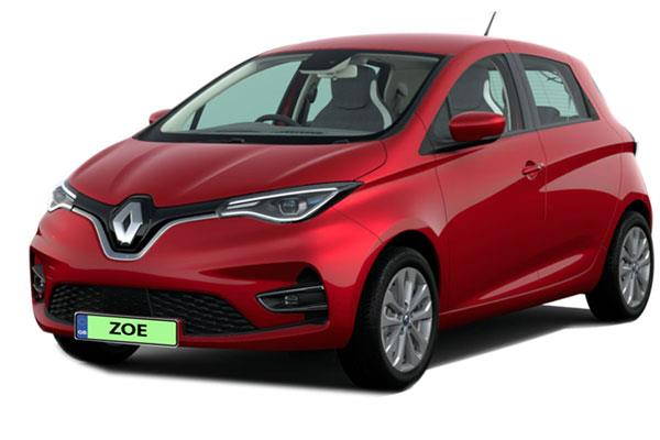 Renault Zoe Hatchback 100kW i Iconic R135 50KWh 5dr Auto Business Contract Hire 6x35 10000