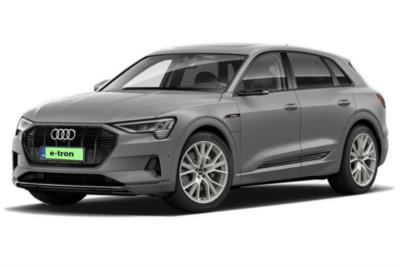 Audi e-tron Estate Special Editions 300Kw 55 Quattro 95KWh Launch Edition 5dr Auto Business Contract Hire 6x35 10000