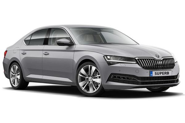 Skoda Superb Diesel Hatchback 2.0 Tdi Cr 190 Se L 5dr DSG Business Contract Hire 6x35 10000
