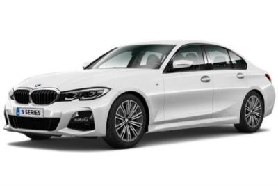 Bmw 3 Series Diesel Saloon 320d M Sport 4dr Step Auto Business Contract Hire 6x35 10000