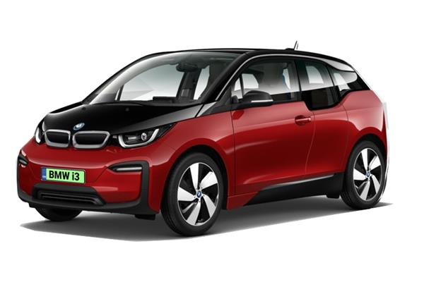 Bmw i3 Hatchback 125kW 42kWh 5dr Auto Business Contract Hire 6x47 10000